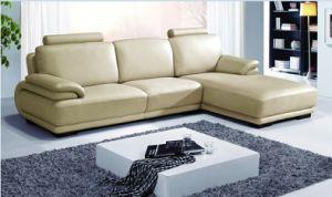 Simple Leather Sofa Set Jfc-15 pictures & photos