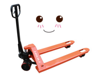 Cby-AC Hand Pallet Truck with CE Certification pictures & photos