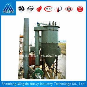 Rotary / Reverse Blowing / Wind Flat Bag Dust Collector Made in China pictures & photos