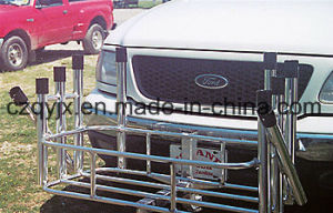 10 Fishing Rods Rack Aluminum Fishing Product pictures & photos