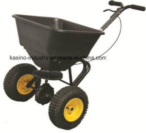 Walk Behind Broadcast Spreader, Salt Spreader, Seed Spreader Tc2031A pictures & photos