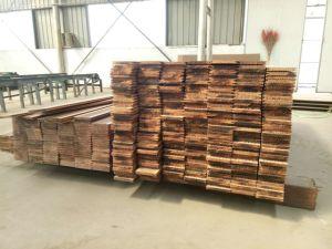 Durable Strand Woven Heavy Bamboo Outdoor Garden Flooring pictures & photos