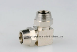 Customerized Brass Forged Compression Elbow (AV90086) pictures & photos