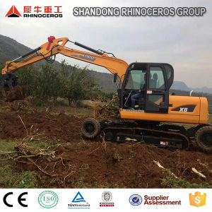 New Farm Machine Excavator, Excavating Machine X8 pictures & photos