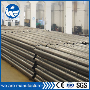 ISO9001 ISO14001 Ohsms18001 Welded Carbon Steel Pipe pictures & photos