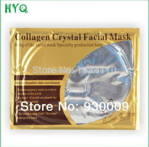 Whitening and Moisturizing Collagen Crystal Facial Mask Transparent Face Mask pictures & photos