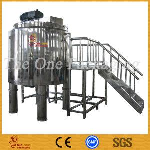 China Supplier Mixing Tank/Blending Tank/Mixer pictures & photos