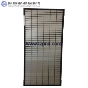 1165X585X40mm Shaker Screen for Mongoose Shale Shaker