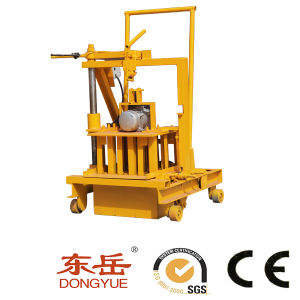 Hot Selling Hand Operation Cement Block Machine with Low Price pictures & photos