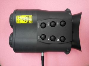 Handheld Laser Night Vision Camera Binocular (SHR-PHLVR300) pictures & photos