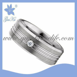 Fashion Tungsten Jewelry Wedding Ring (2015 Tur-013) pictures & photos