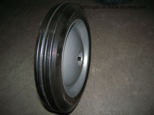 Solid Rubber for Carts/Trolley pictures & photos