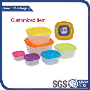Plastic Food Container for Food Storage pictures & photos