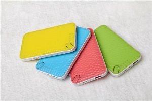 Elegant Battery Charger Mobile Power Bank (Li-Polymer 6000mAh) pictures & photos