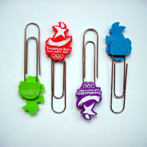 2014 Fashion 3D Promotional Paperclips pictures & photos