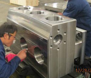 Fluid End Forging/ Under Suction Module