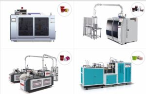 High Quality Disposable Coffee Cup Making Machine pictures & photos