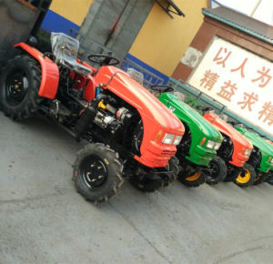 Factory Produced Farm Tractors 2WD&4WD for Sale pictures & photos