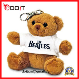 Promotional Teddy Bear Blue Bowtie Keychain Teddy Bear pictures & photos