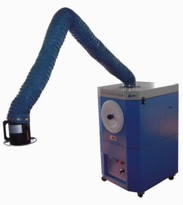 Welding Fume Extractor/Dry Dust Collection Unit/Fume Extraction Unit pictures & photos