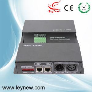 LED Light DMX Controller (LN-DMXTCON-3CH-LV)