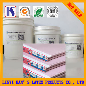 Industrial Used White Liquid Gypsum Board Glue for Ceiling