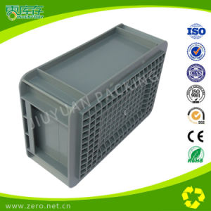 100% Virgin Plastic PP Crate Widely Use in Electronics Industry pictures & photos