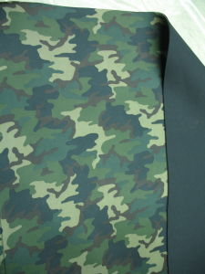 Neoprene Coated Fabric (NS-040) pictures & photos