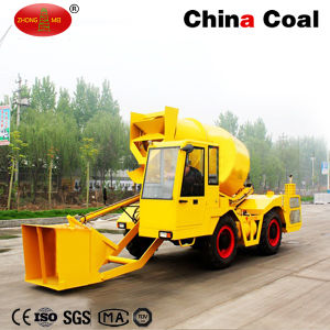 2.5 Cbm Self Loading Truck Concrete Mixer pictures & photos