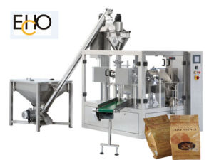 Stand-up with Spout Pouch Auto Filling and Sealing Packing Machined (MR8-200) pictures & photos