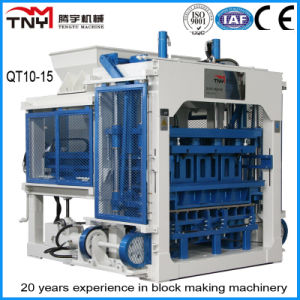 High Quality Paver Block Making Machine Offers (QT10-15) pictures & photos