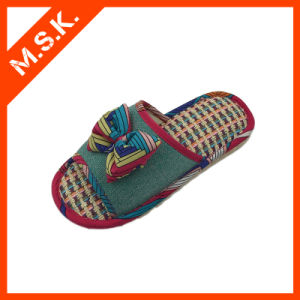 Cool and Comfort Property Sandal Shoe (Slipper with bowknot MSK-S0005)