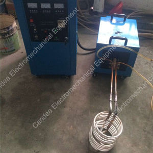 Portable Ultrasonic Frequency Induction Saw Blade Heating Welding Brazing Machine pictures & photos