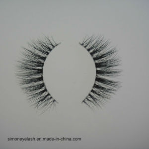 Premium Quality Natural Hair 3D Mink Eyelash pictures & photos