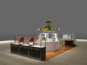 New Design Jewelry Showcase, Jewelry Display Showcase, Jewelry Display with LED Light pictures & photos