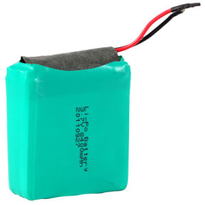 Lithium Battery 3.7V 8400mAh Rechageable Battery Pack