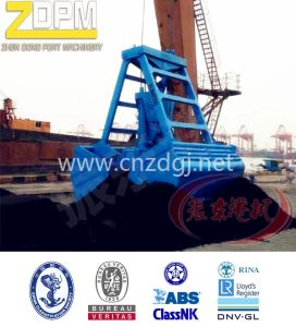 Wireless Remote Control Hydraulic Grab for Bulk Cargo pictures & photos