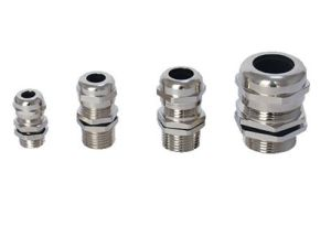 Silicon Rubber Insert Type Brass Cable Gland pictures & photos