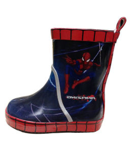 Fashionable Rain Boots for Boys pictures & photos