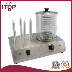 Electric Hot Dog Machine with Sticks (WHD-200602) pictures & photos