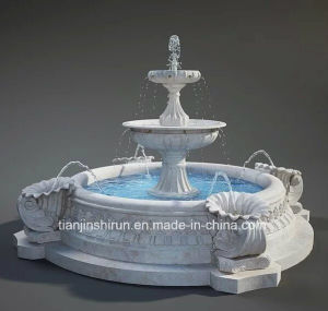 Marble Indoor Outdoor Fountain pictures & photos