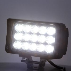 45W 6 Inch12V 24V Lamp LED Work Lighting pictures & photos
