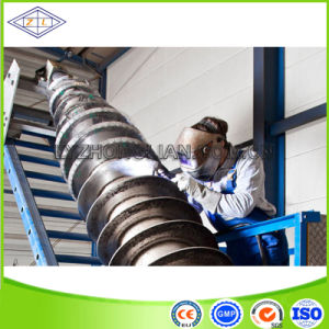 Lw450 Horizontal Type Industrial Waste Water Treatment Spiral Discharge Sedimentation Decanter Centrifuge Equipment pictures & photos