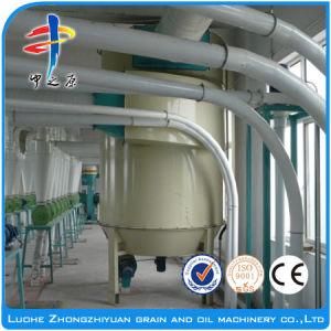 60t/24h No Complain Corn Flour Mill Machine pictures & photos