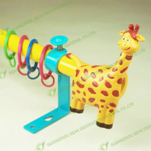 Resin Kids Curtain Rod (StarDEco-T247)