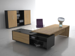 2014 From China Commercial Designed Wood Executive Desk (SZ-OD191) pictures & photos