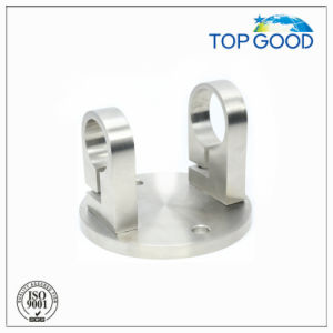 Pipe Holder Post Wall Mount with Clamp pictures & photos