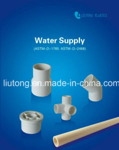 PVC Coupling / Socket ASTM D2466 Standard for Supply Water with NSF Certificate pictures & photos