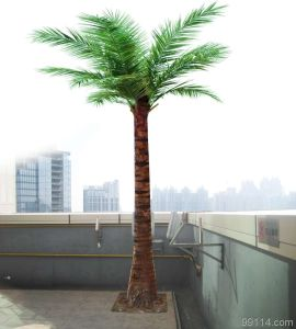 Camouflaged Bionic Pine Tree Galvanized TV Antenna Communication GSM Cellular Tower