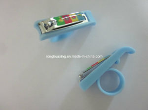 W-0776s-8 Children′s Nail Clipper with Ring pictures & photos